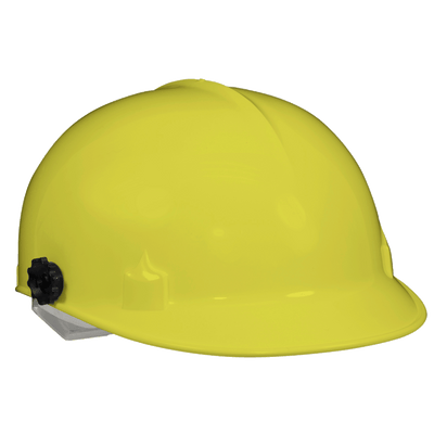 Jackson C10 Bump Cap w/ Face Shield Brackets - Yellow (Case of 12) Personal Protective Equipment - Cleanflow