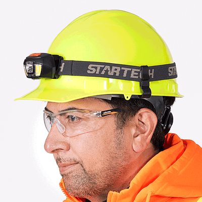 Sellstrom XM310 Safety Glasses - Clear Tint Personal Protective Equipment - Cleanflow