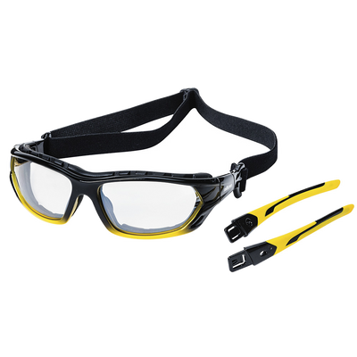 Sellstrom XPS530 Sealed Safety Glasses - I/O Tint - Pack of 12 Personal Protective Equipment - Cleanflow