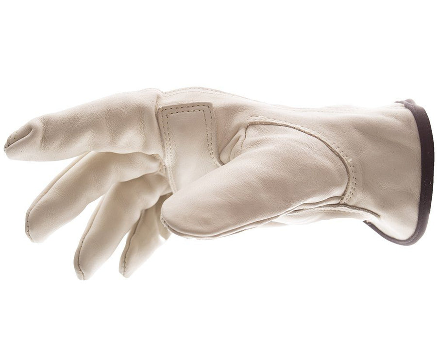 Impacto ST5010 Cowhide Leather Carpal Tunnel Glove with VEP Impact Protection Ergonomics - Cleanflow