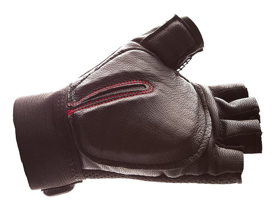 Impacto ST8610 Mesh Half Finger Carpal Tunnel Glove with VEP Impact Protection Ergonomics - Cleanflow