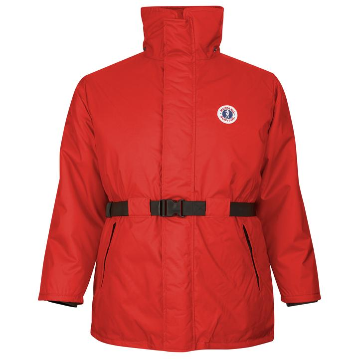 Mustang Survival Classic Flotation Coat | Red | S-3XL Personal Flotation Devices - Cleanflow