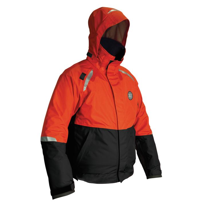 Mustang Survival Catalyst Flotation Jacket - Harmonized | Orange/Black | M-3XL Personal Flotation Devices - Cleanflow