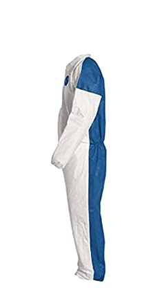 DuPont TD125S Tyvek 400 Disposable Protective Coveralls Disposable Coveralls and Gloves - Cleanflow