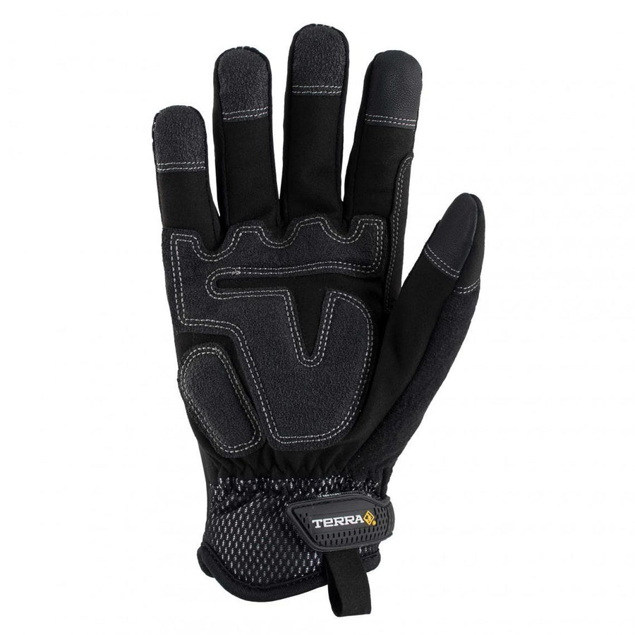 Terra Heavy Duty High Performance Winter Work Gloves Work Gloves and Hats - Cleanflow