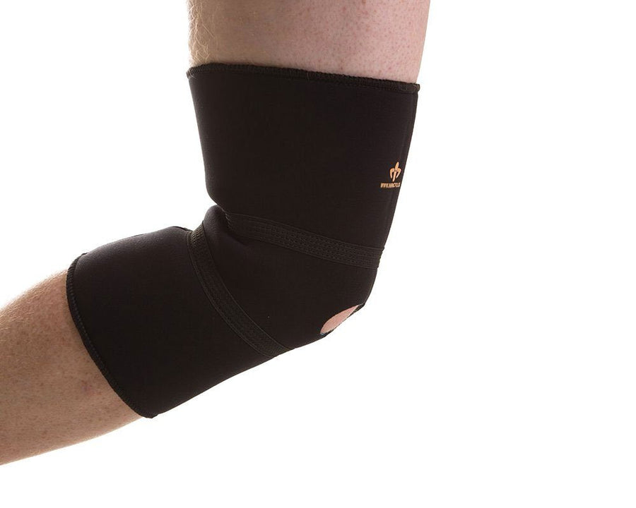 Impacto TS209 Thermo Wrap Knee Patella Support Ergonomics - Cleanflow