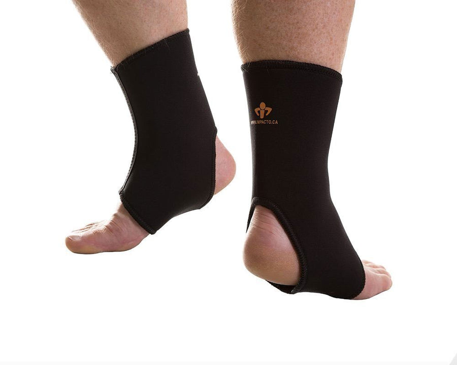 Impacto TS204 Thermo Wrap Ankle Support Ergonomics - Cleanflow
