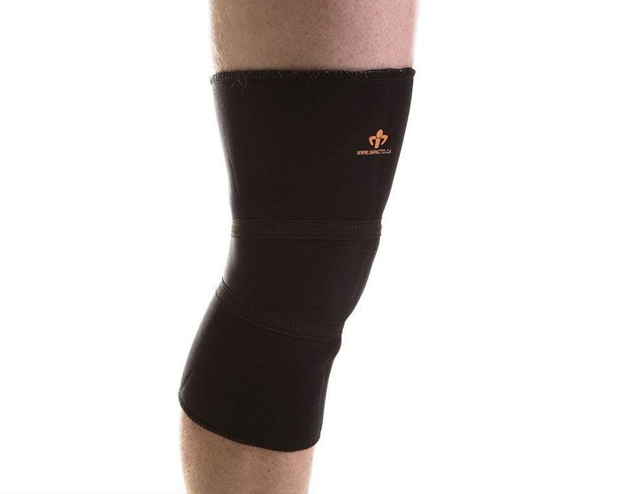 Impacto TS208 Thermo Wrap Knee Support Ergonomics - Cleanflow