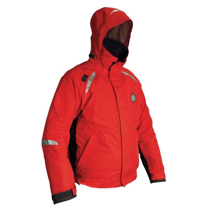 Mustang Survival Catalyst Flotation Jacket - Harmonized | Red/Black | M-3XL Personal Flotation Devices - Cleanflow
