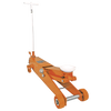 Strongarm Heavy Duty Service Jack - 5 Ton Capacity Shop Equipment - Cleanflow