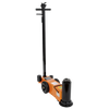 Strongarm Air/Hydraulic Truck Jack - Single Stage - 30 Ton Capacity Shop Equipment - Cleanflow
