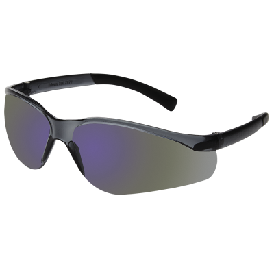 Sellstrom X330 Series Hard Coated Safety Glasses | Blue Mirror Lens
