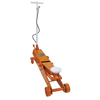 Strongarm Air/Hydraulic Service Jack - 5 Ton Capacity Shop Equipment - Cleanflow