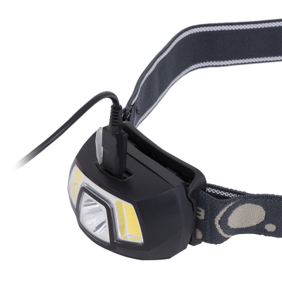 Startech Rechargeable SMD/COB Headlamp