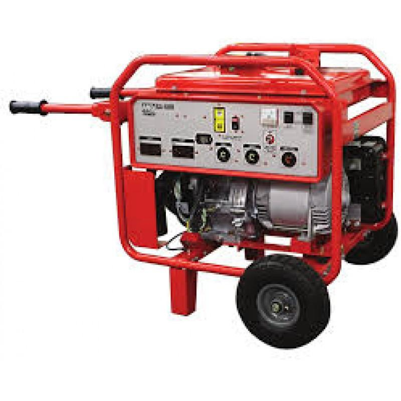 Multiquip Industrial Honda GX240 Engine Generator | 7.1 HP, 3600W