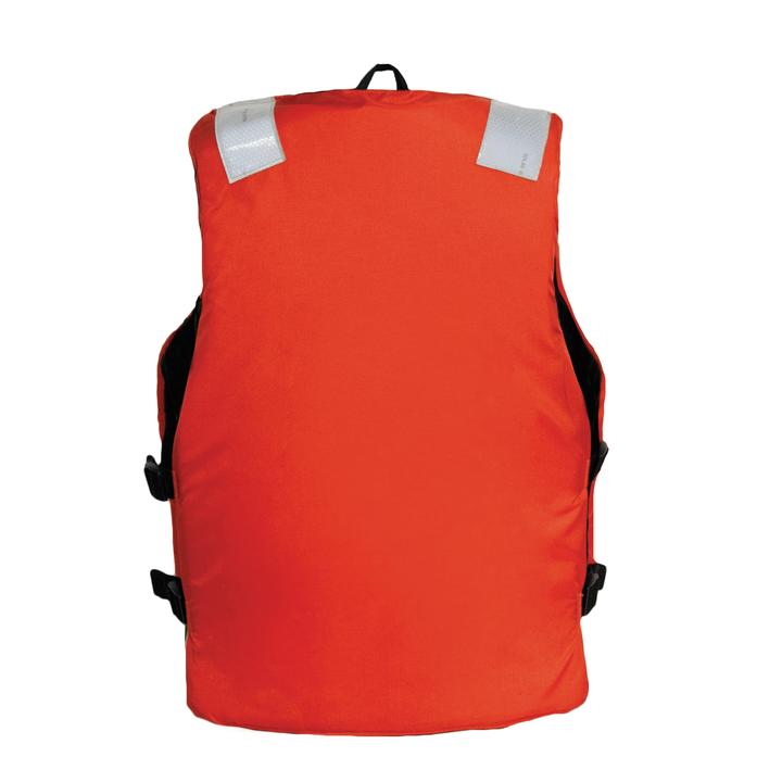 Mustang Survival Two-Pocket Flotation Vest With Radio Pocket | S-2XL Personal Flotation Devices - Cleanflow