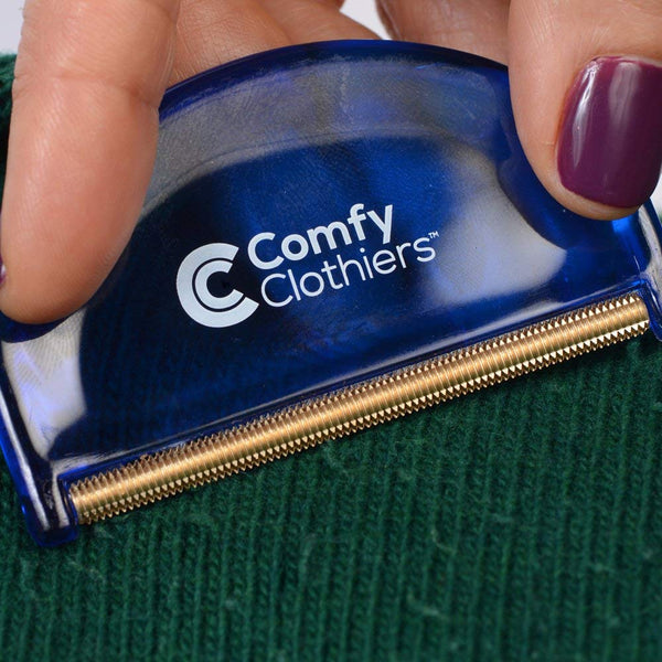 Multi-Fabric Comb & Cashmere Comb (Combo Pack)