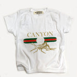 C3.  Kids Crew Neck Tee - Cricket