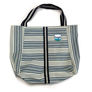 P10.  Tote Bag - Custom Canyon Stripe