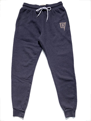 the Downtown Sweats - navy unisex