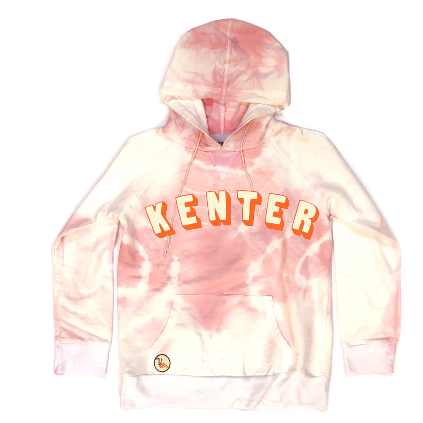Kenter Adult Neighbor Hoodie - Pink Sand Wash