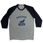 Kenter Adult Baseball Raglan size L