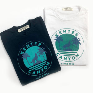 Kenter Kids Crew Neck Tee - White