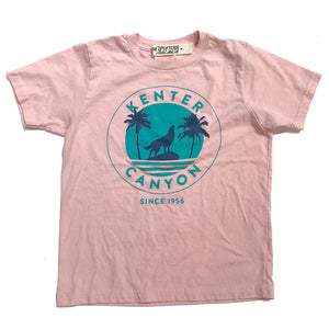 Kenter Adult Crew Neck Tee - Pink