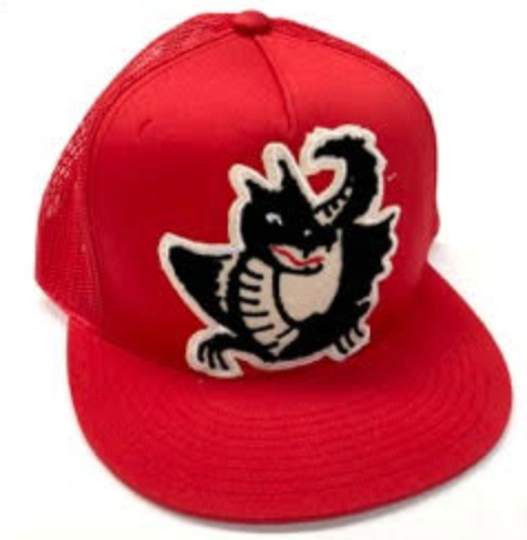 Red Dragon Trucker