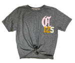 V. Olde English C, 125 years, heather grey