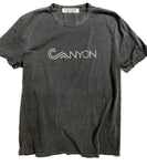 T. Adult Canyon Pima tee - washed grey