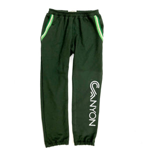F3.  Kids Jogger Sweats- Forest