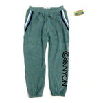 F1.  Kids Jogger Sweats- Pool Blue