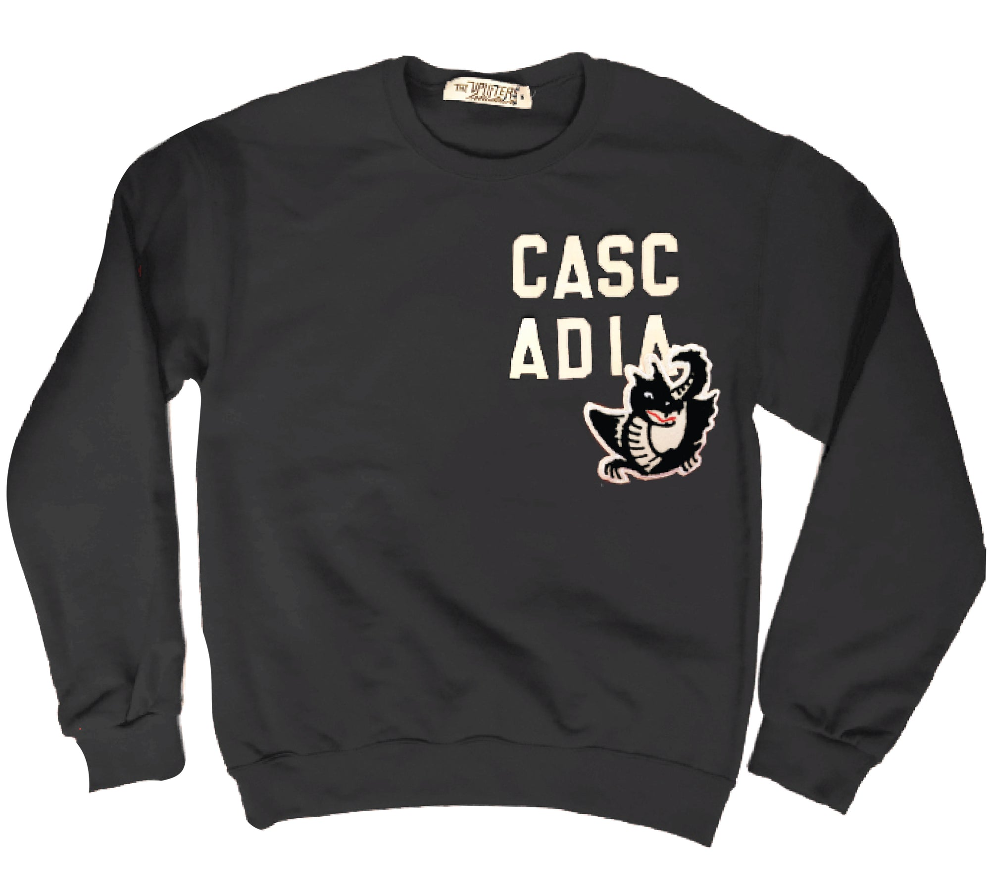 Cascadia Vintaged Pullover Sweatshirt - Youth