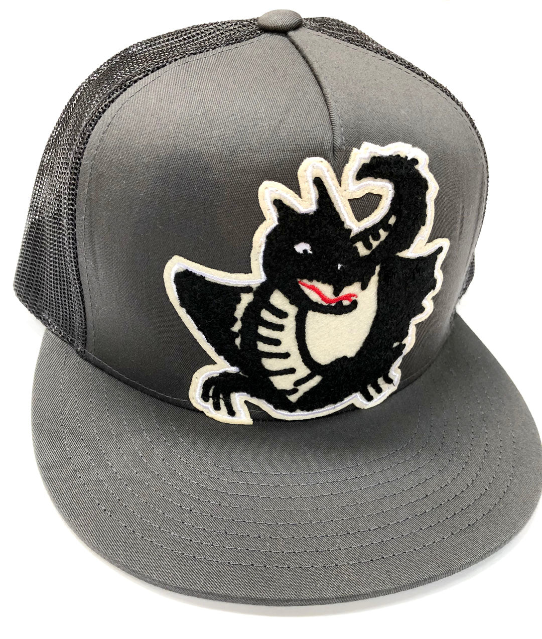 Cascadia Dragon Trucker - Grey