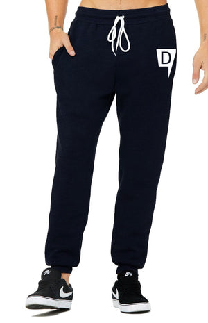 the Downtown Sweats - black unisex
