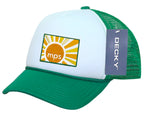 Foam Trucker - green