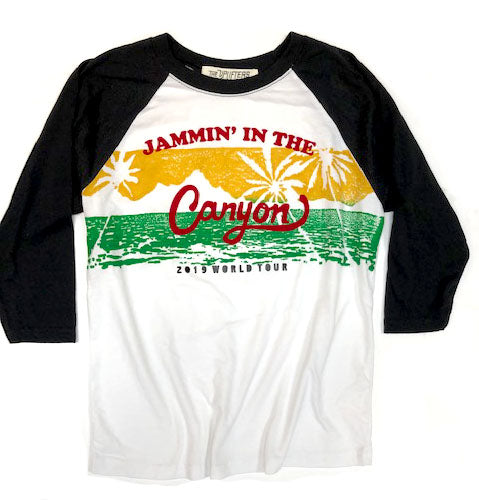 Jammin the Canyon Limited Edition tee