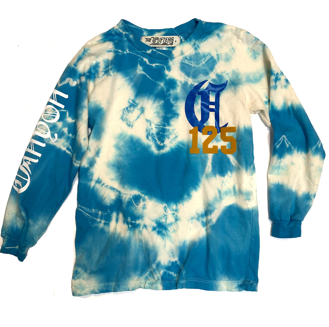 M. Youth Organic cotton Long Sleeve - sky wash