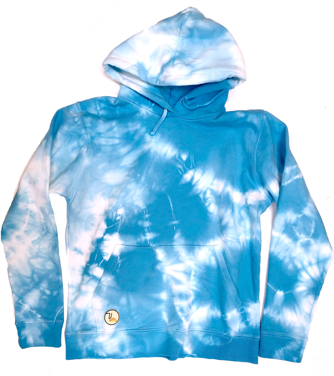 B. Custom Youth Neighbor Hoodie - Sky Wash
