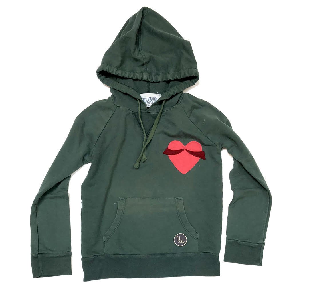 Neighborhood Heart Hoodie