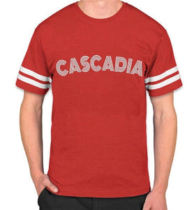 Cascadia Track Tee - Youth