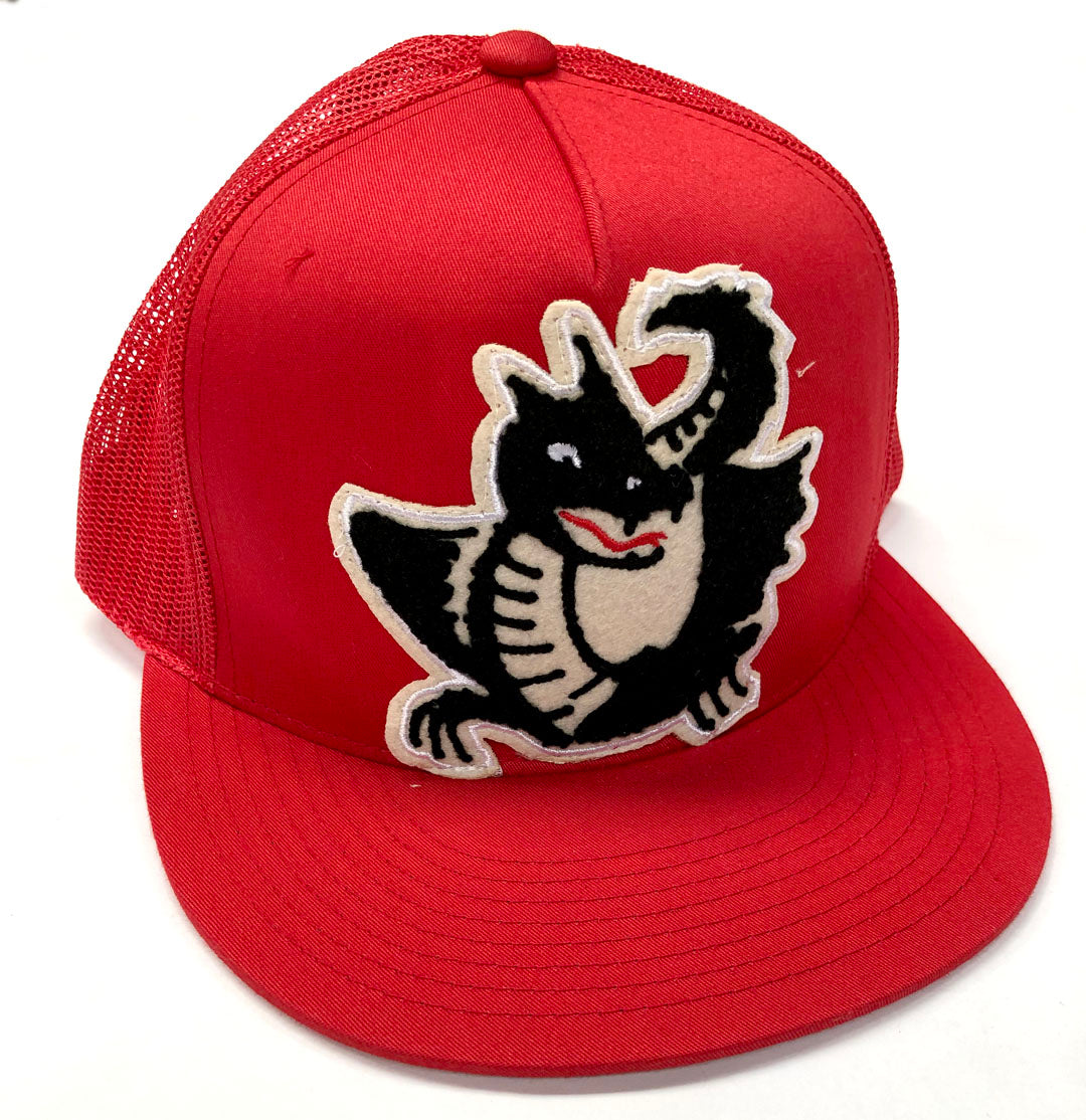 Cascadia Dragon Trucker - red