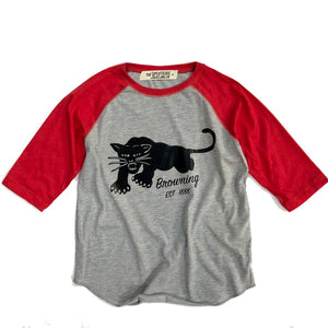 I. Youth Baseball Tee
