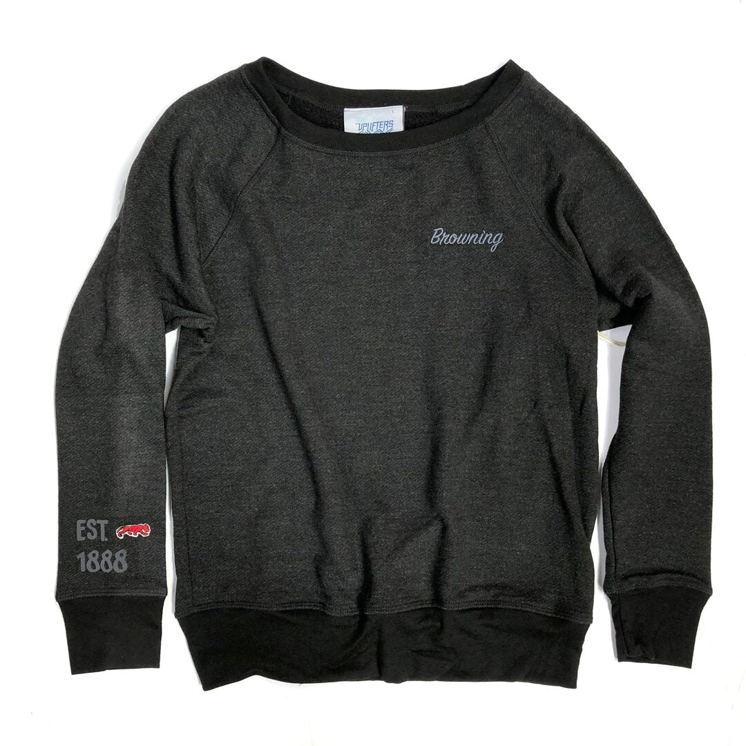 H. Womens Pullover Sweattop