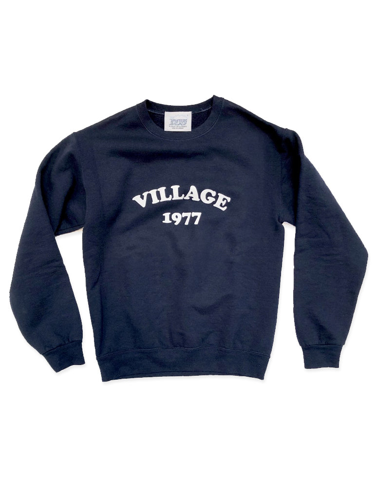G. Adult Vintage Navy Sweatshirt