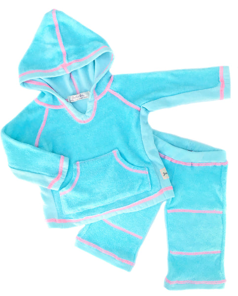 Cute, comfy,beach, pool,travel, hoodie,pant,set,soft,cotton terry,girls,cover-up,summer outfits