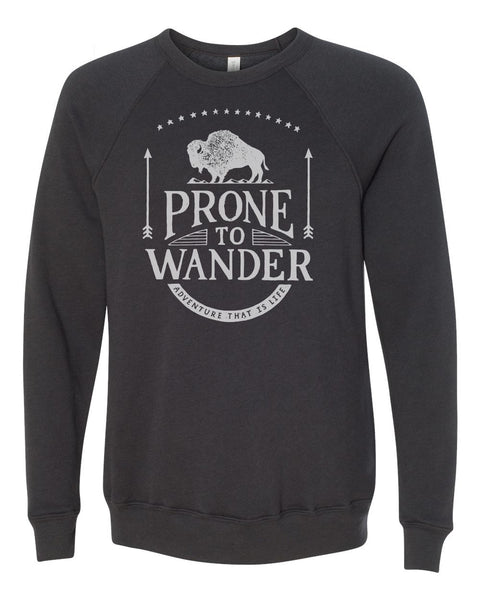 """Prone To Wander"" Sweater"
