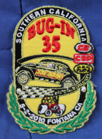 "BUG-IN #35 ""Badge"" Patch"