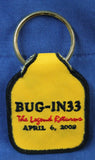 BUG-IN #33 Key Chain